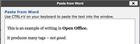 Word Window