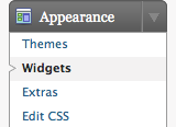 appearance-widgets-menu